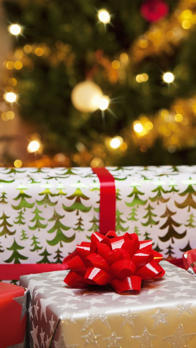 Wallpaper Christmas, New Year, gifts, 4k, Holidays #16687 - Page 671