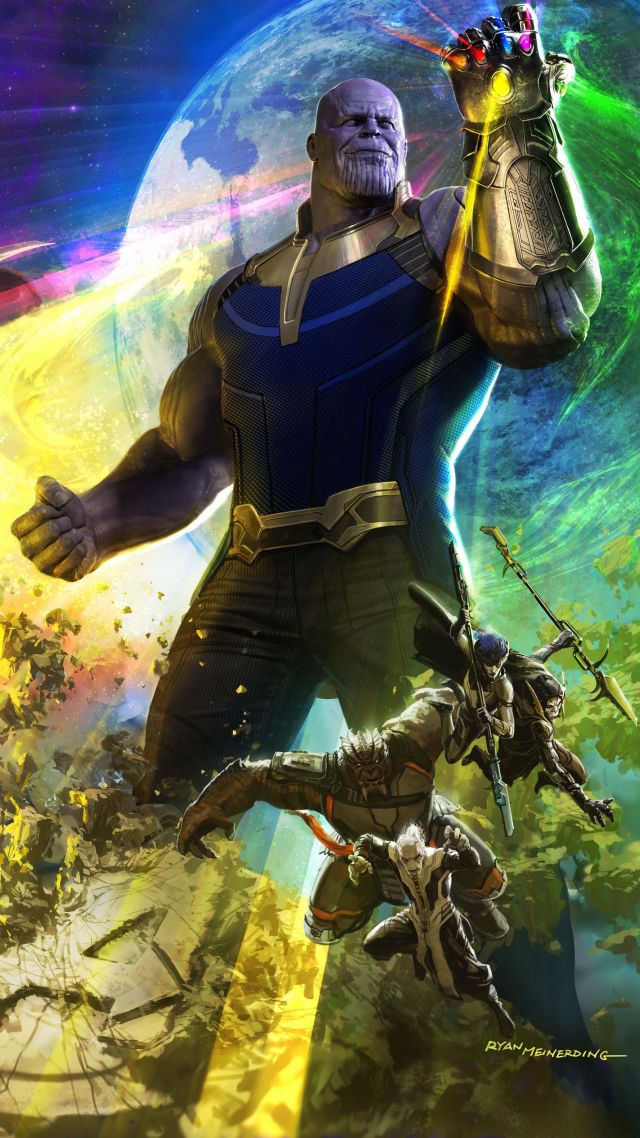 Wallpaper Avengers Infinity War Captain America Spiderman