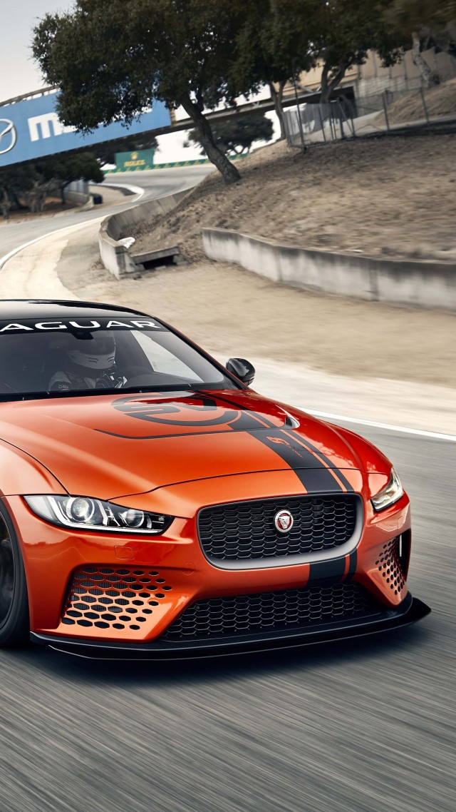 Jaguar XE SV Project 8, 2018 Cars, 5k (vertical)
