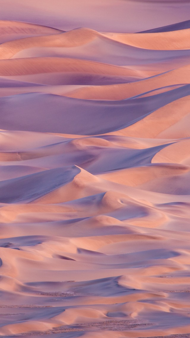 5k 4k Wallpaper Desert Sand OSX Apple Sunset