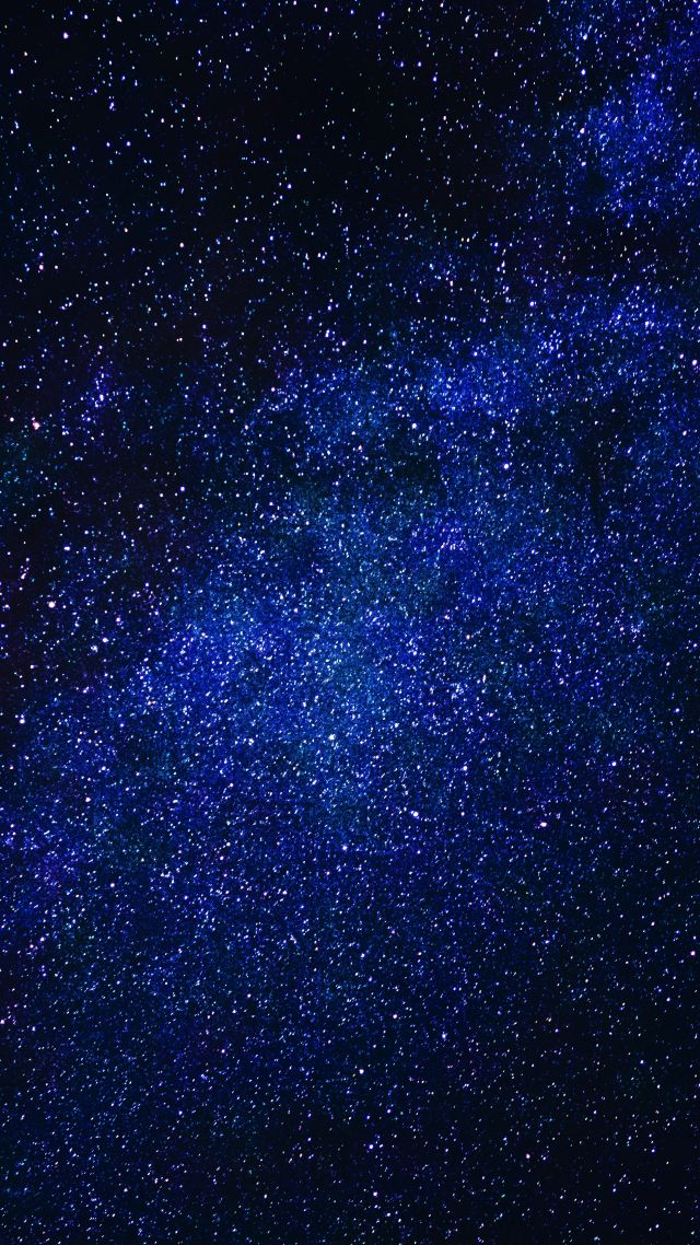 milky way, stars, 5k (vertical)