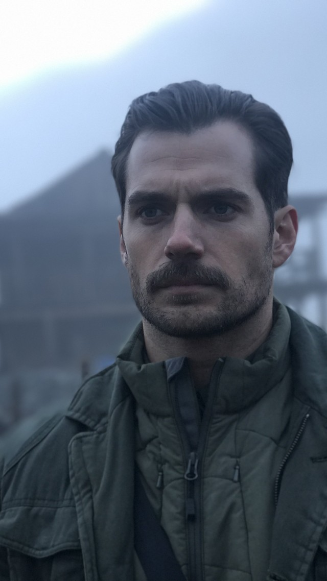 Mission: Impossible - Fallout, Henry Cavill, 4k (vertical)