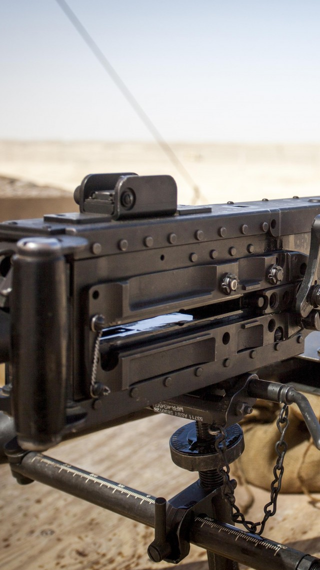 M2 Browning 50 Machine Gun M2HB M2A1 Ammunition