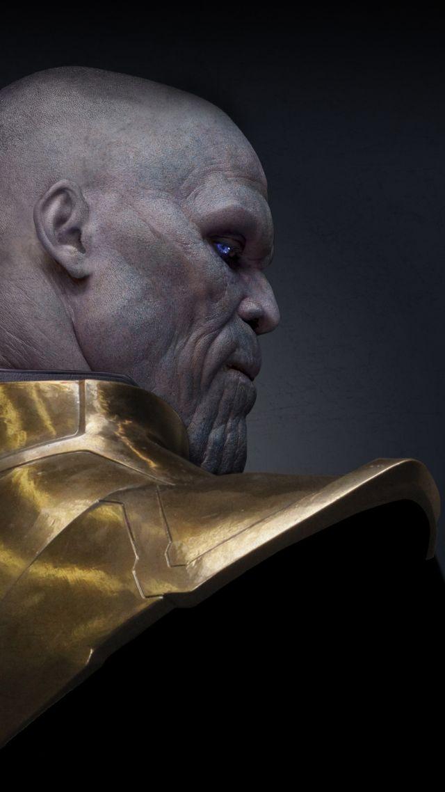 Wallpaper Avengers Infinity War Thanos Josh Brolin 4k Movies