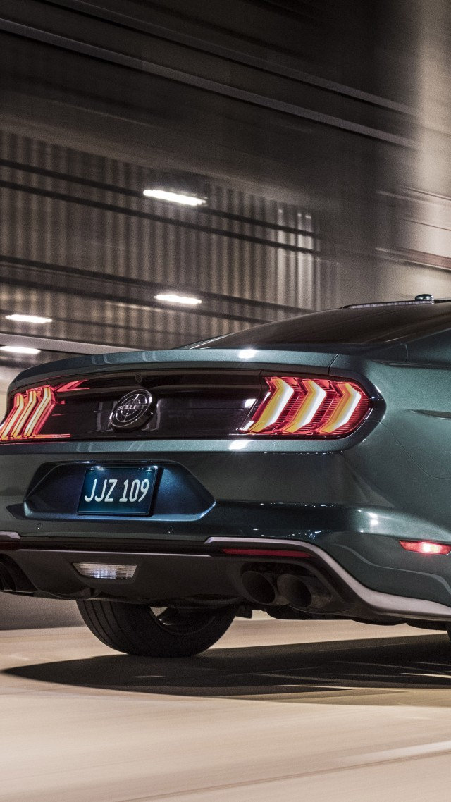 Wallpaper Ford Mustang Bullitt 2018 Cars 5k Cars Bikes 17297