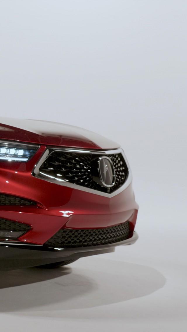 Wallpaper Acura RDX Prototype, 2018 Cars, 4k, Cars & Bikes