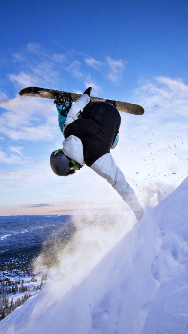 1055432bb81 Wallpaper snowboarding
