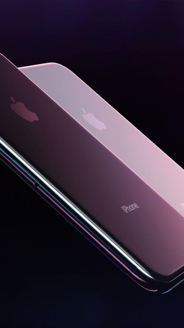 Wallpaper Iphone X 4k 3d Os 17615