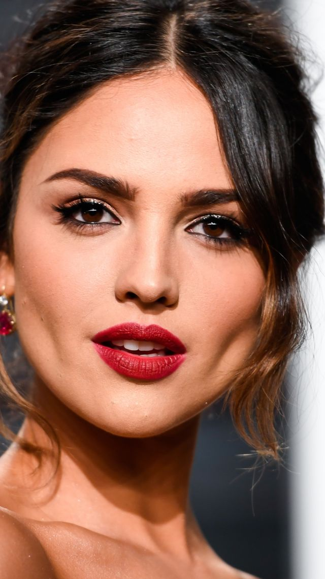 Eiza Gonzales, Oscar 2018, photo, brunette, 4k (vertical)