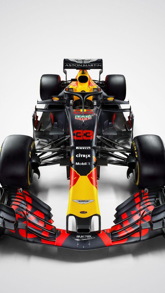 Wallpaper Aston Martin Red Bull Racing F1 Geneva Motor Show 2018