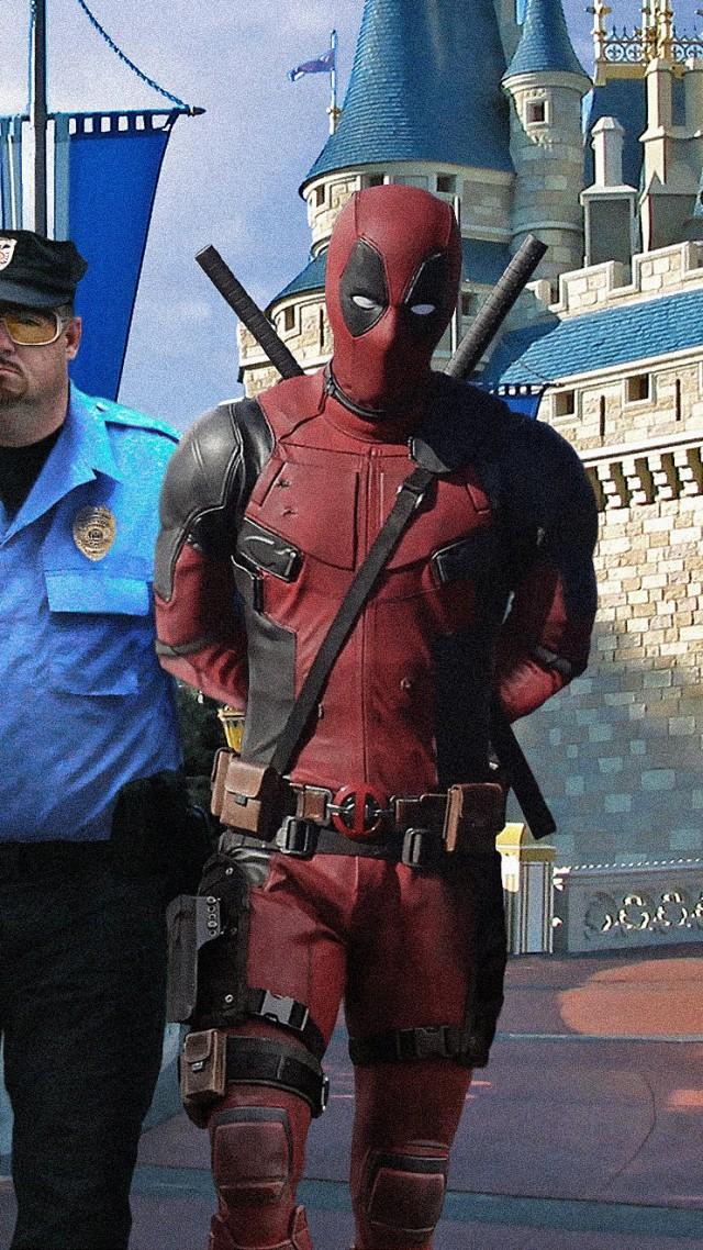 Wallpaper Deadpool 2, Ryan Reynolds, HD
