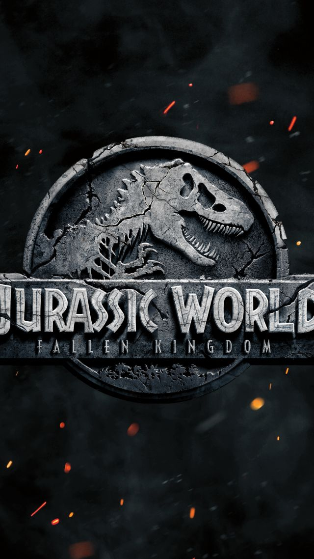 Jurassic World: Fallen Kingdom, poster, 4k (vertical)