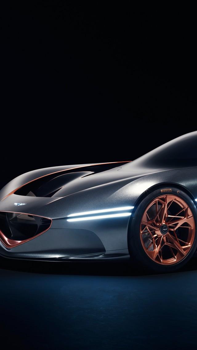 Genesis Sports Car >> Wallpaper Genesis Essentia Sport Car Electric Cars