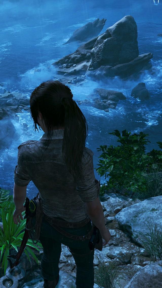 Wallpaper Shadow Of The Tomb Raider Lara Croft Screenshot