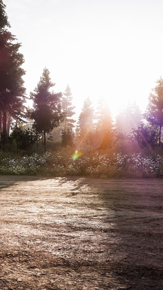 Wallpaper Far Cry 5 Hope County Screenshot Think Divine 4k