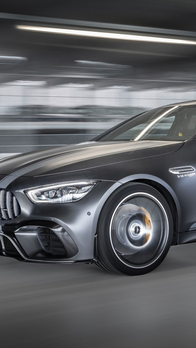 Mercedes-Benz AMG GT63 S 4-Door Edition, 2019 Cars, 4K (vertical)