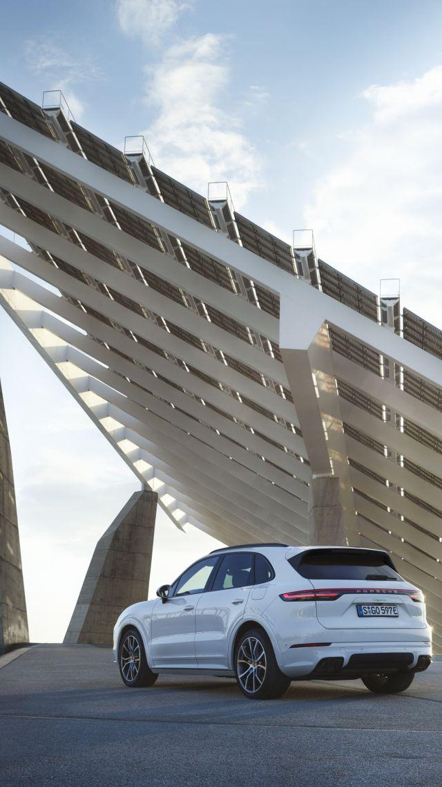 Wallpaper Porsche Cayenne E,Hybrid, 2019 Cars, SUV, electric