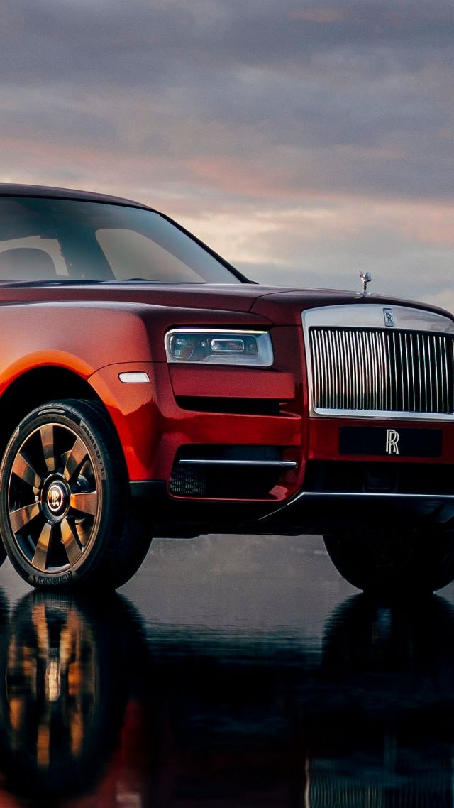 Wallpaper Rolls Royce Cullinan 2019 Cars Suv 2k Cars
