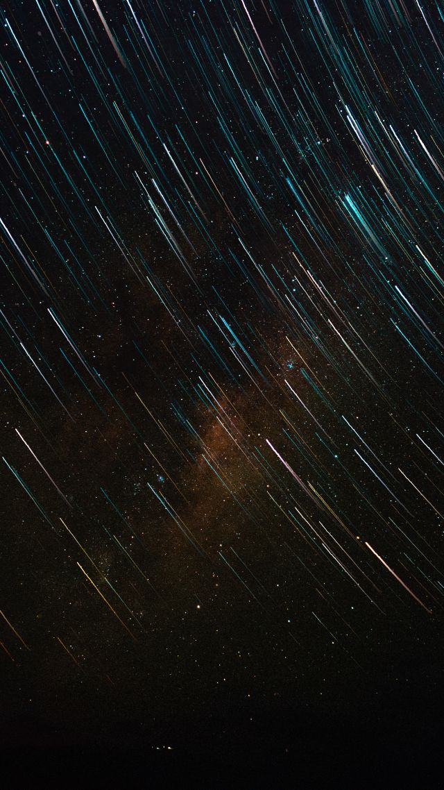 Wallpaper Stars Star Trail Galaxy Sky 4k 6k Space 18295