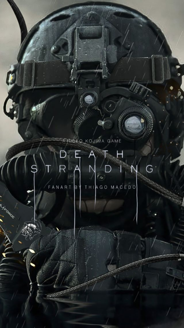 Wallpaper Death Stranding Screenshot 4k Games 18384