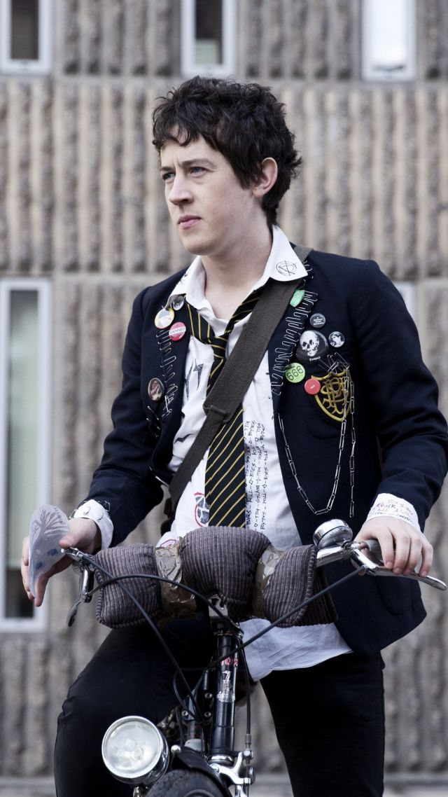 How to Talk to Girls at Parties, Alex Sharp (vertical)