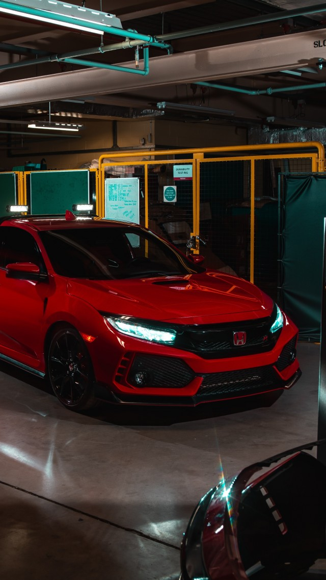 Wallpaper Honda Civic Type R Pickup Truck Concept 2018 Cars