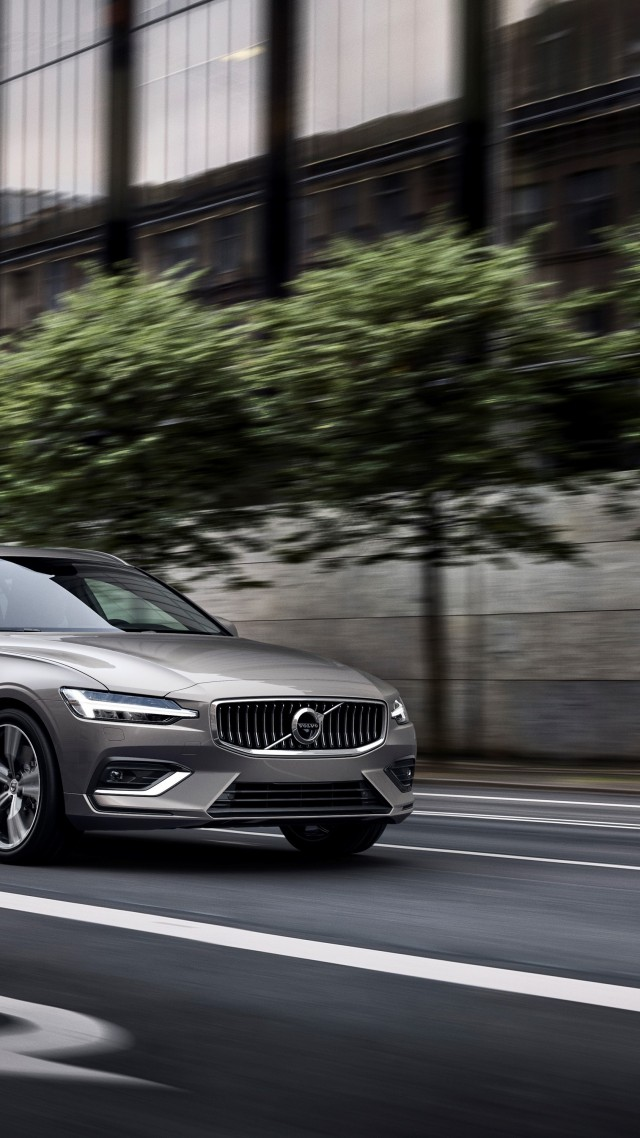 Volvo V60, 2019 Cars, 4K, 5K (vertical)