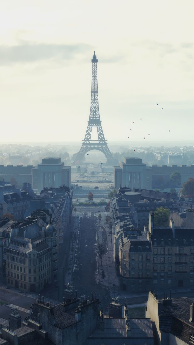 Wallpaper Paris World Of Tanks 1 0 2 4k 6k Games 18569