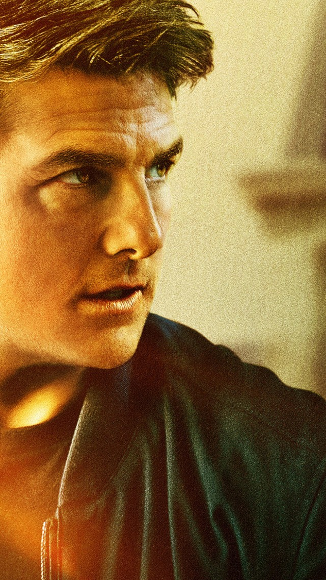 Mission: Impossible - Fallout, Tom Cruise, 4K (vertical)