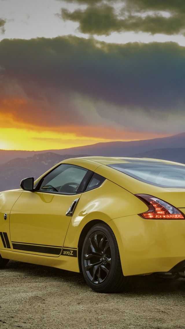 Wallpaper Nissan 370z Heritage Edition 2019 Cars 4k Cars