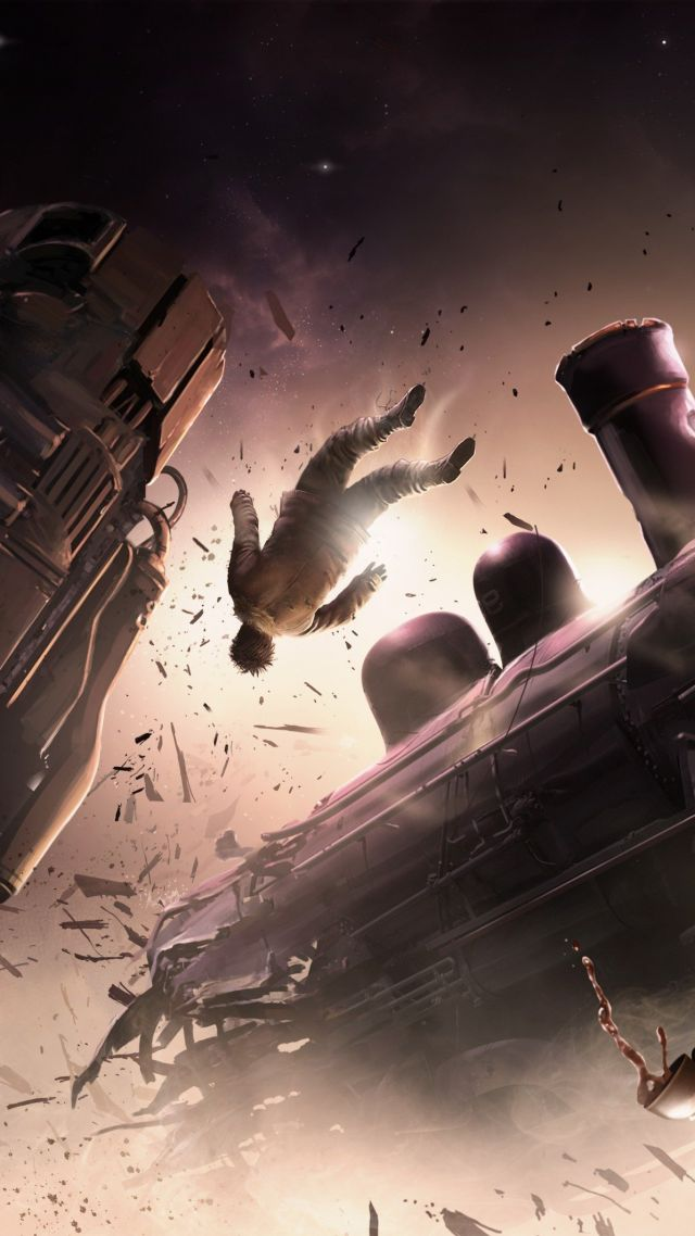 Wallpaper Sunless Skies Train Human 4k Art 18586 Page 771