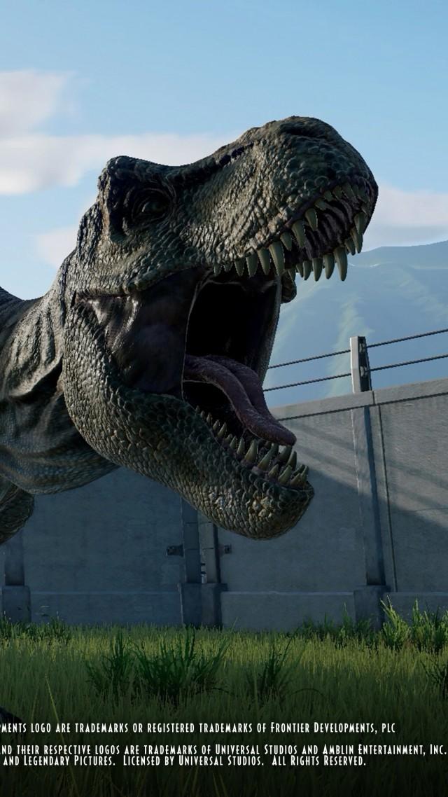Wallpaper Jurassic World Evolution Screenshot 4k Games 18772