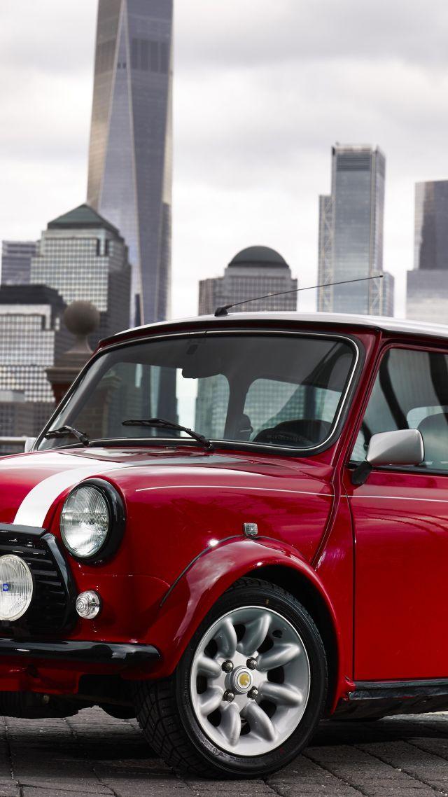 Wallpaper Mini Electric Concept 2018 Cars Electric Car