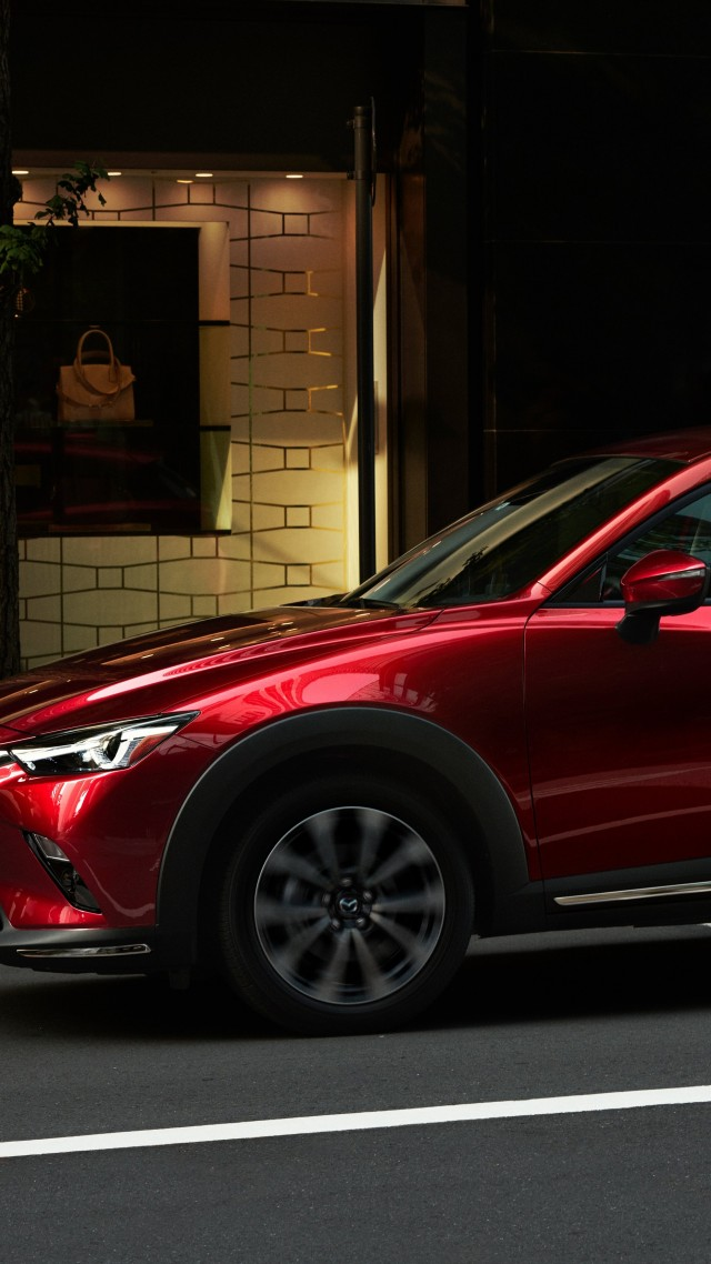 Wallpaper Mazda Cx 3 2019 Cars 4k Cars Bikes 18811