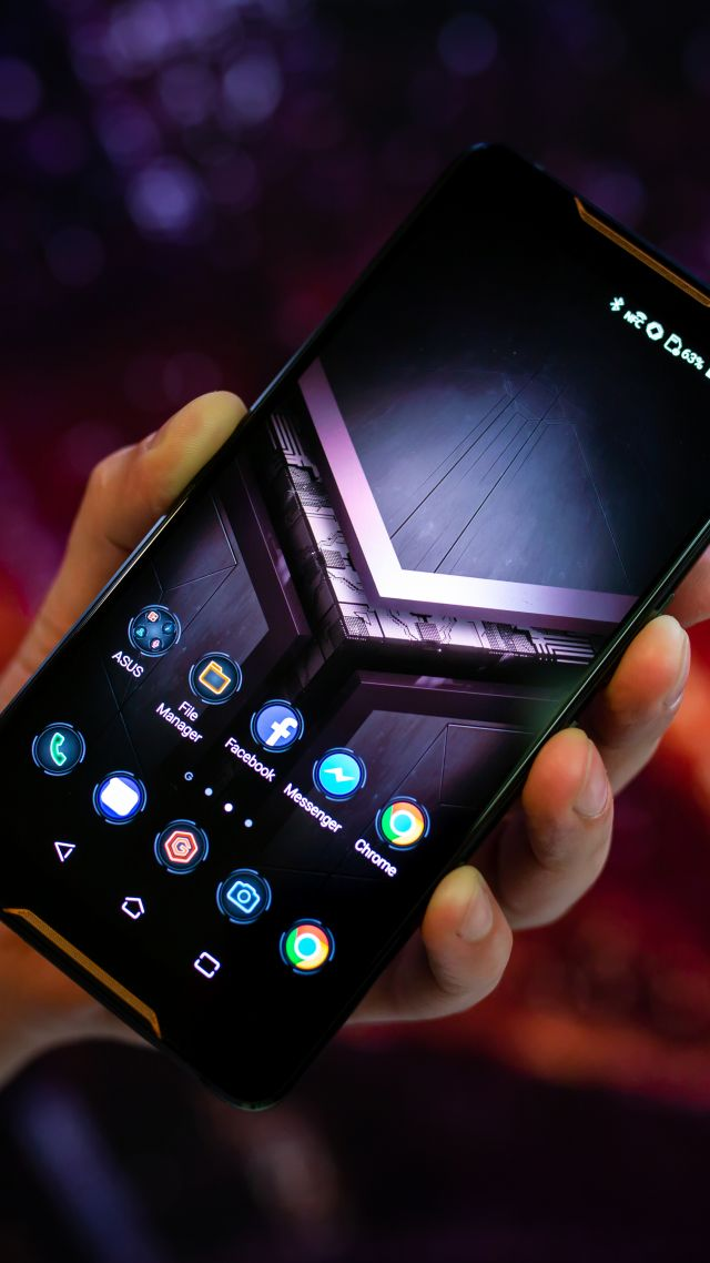 Wallpaper Asus Rog Phone Smartphone 4k Hi Tech 18839