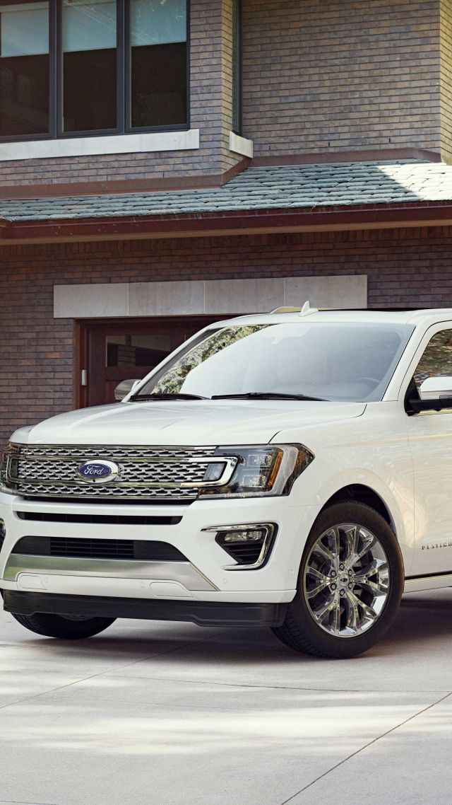 Ford Expedition, SUV, 2018 Cars, 4K (vertical)