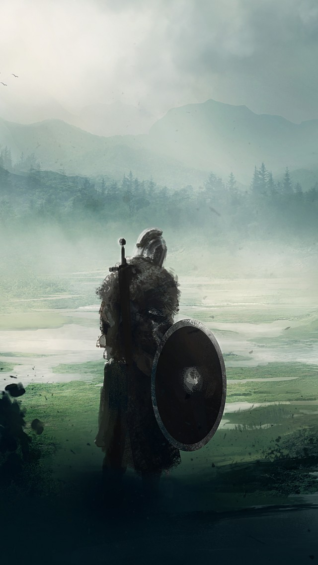 wallpaper dark souls fan art warrior 5k art 18940