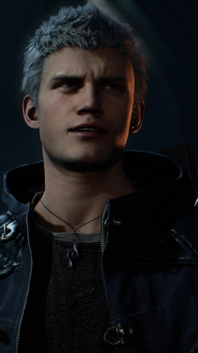 wallpaper devil may cry 5  e3 2018  screenshot  4k  games  18990