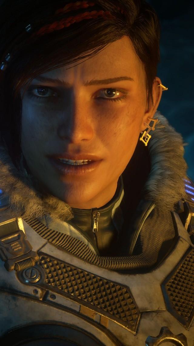 Wallpaper Gears Of War 5 E3 2018 Screenshot 4k Games 19001
