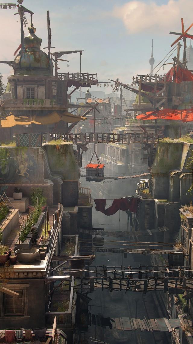 Dying Light 2 E3 2018 Screenshot 4K Vertical
