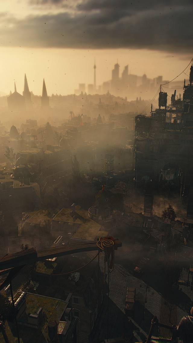 Dying Light 2, E3 2018, screenshot, 4K (vertical)