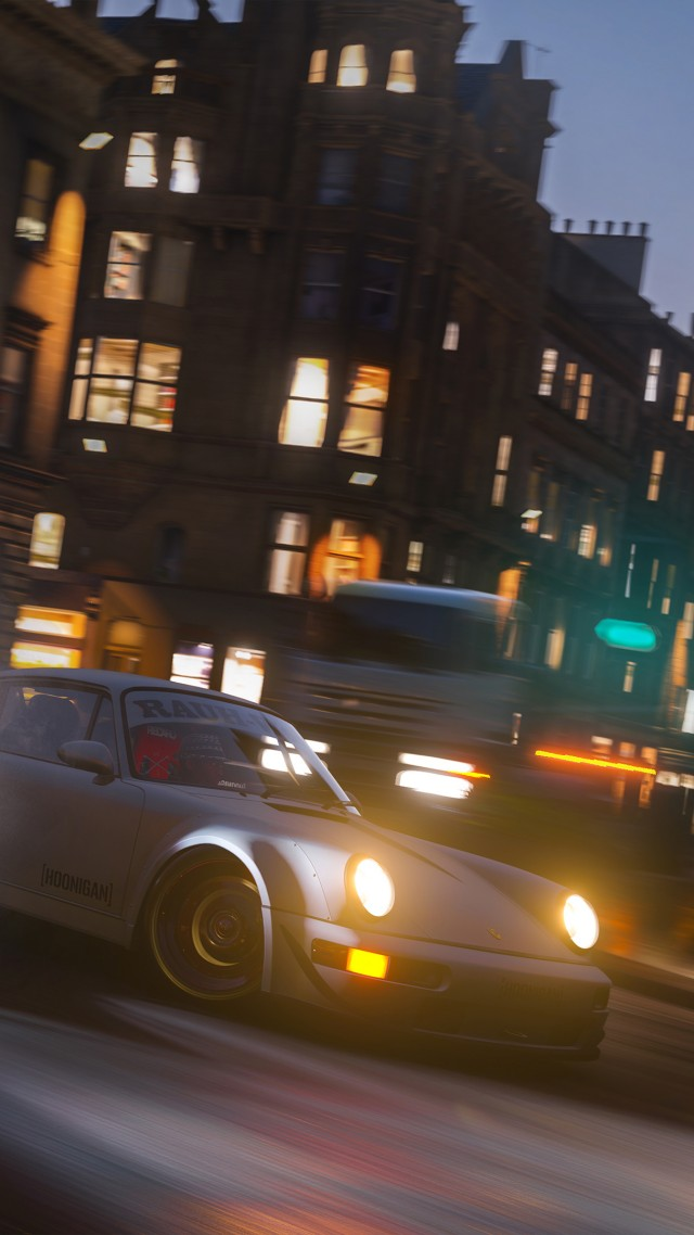 Forza Horizon 4, E3 2018, screenshot, 4K (vertical)