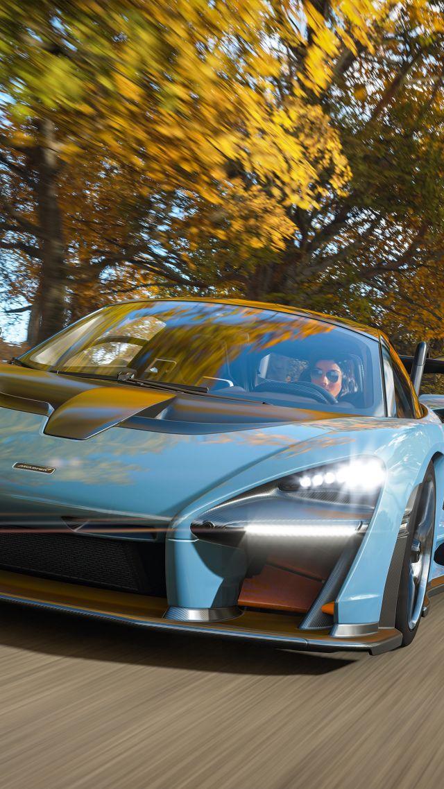 Wallpaper Forza Horizon 4 E3 2018 Screenshot 4k Games