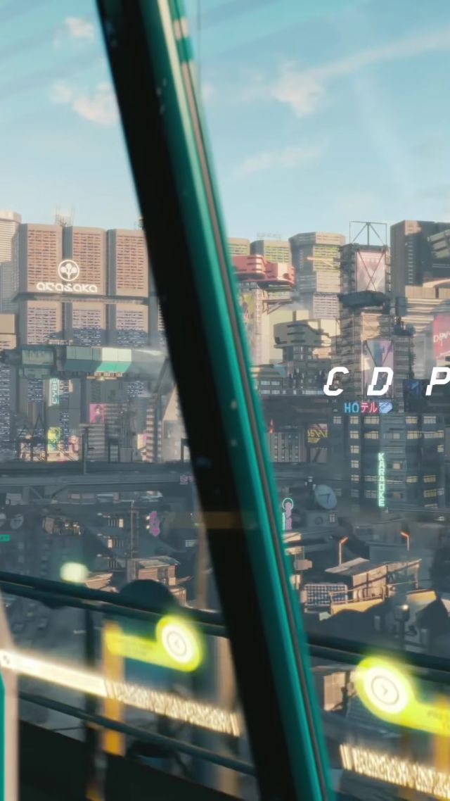 Cyberpunk 2077, E3 2018, screenshot, 4K (vertical)