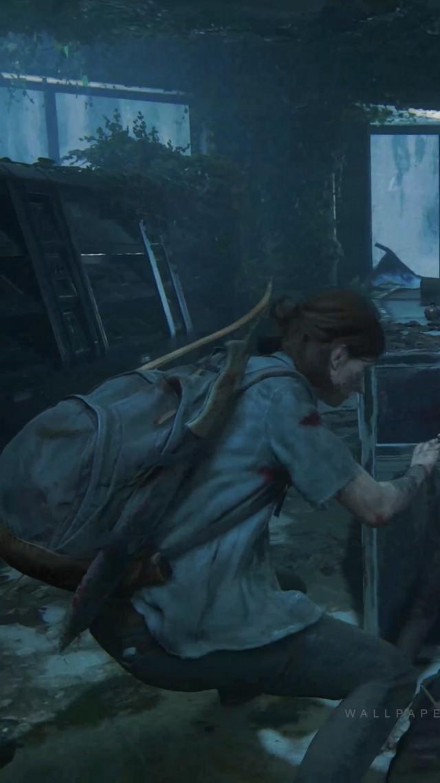 Wallpaper The Last Of Us Part 2 E3 2018 Screenshot Games