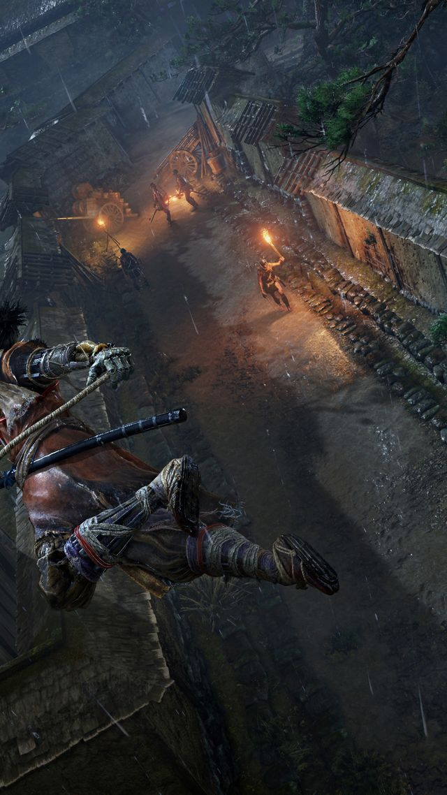 Wallpaper Sekiro Shadows Die Twice E3 2018 Screenshot 4k Games