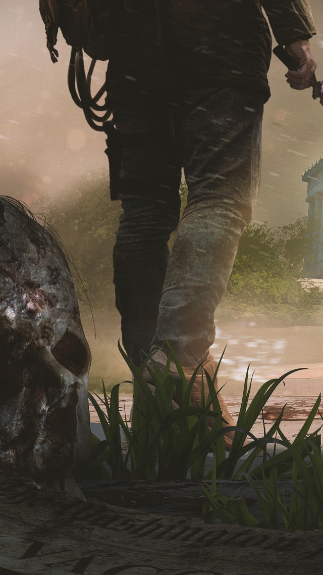 ... Overkill's The Walking Dead, E3 2018, screenshot, 4K (vertical)