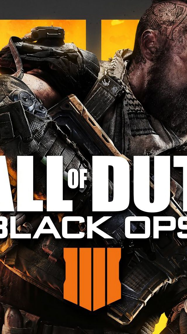 Wallpaper Call Of Duty Black Ops 4 Poster 4k Games 19383