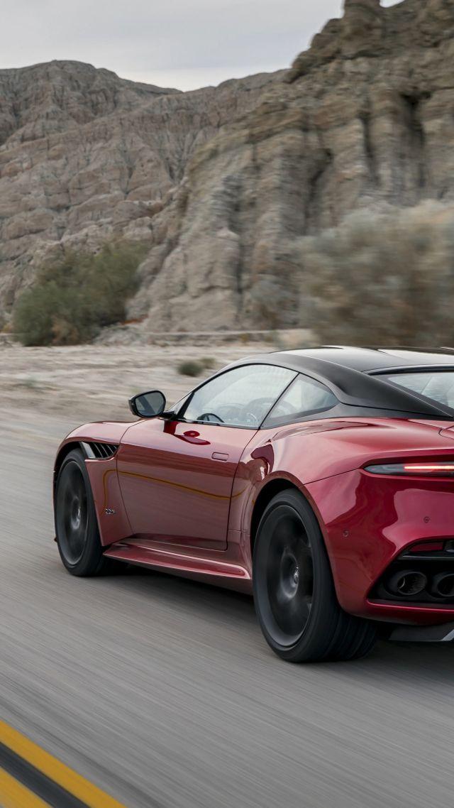 Wallpaper Aston Martin Dbs Superleggera 2019 Cars 5k Cars Bikes