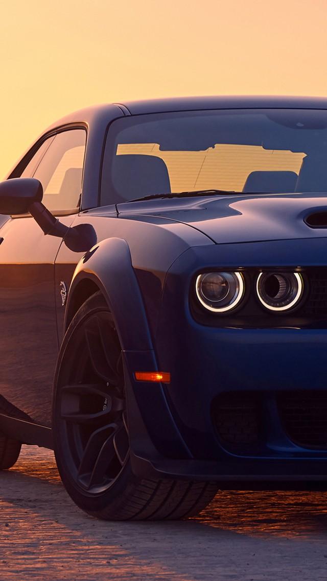 Wallpaper Dodge Challenger Srt Hellcat 2019 Cars 4k Cars Bikes